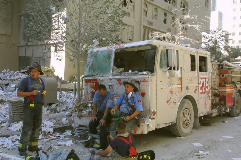 New York City Rescue Effort at the