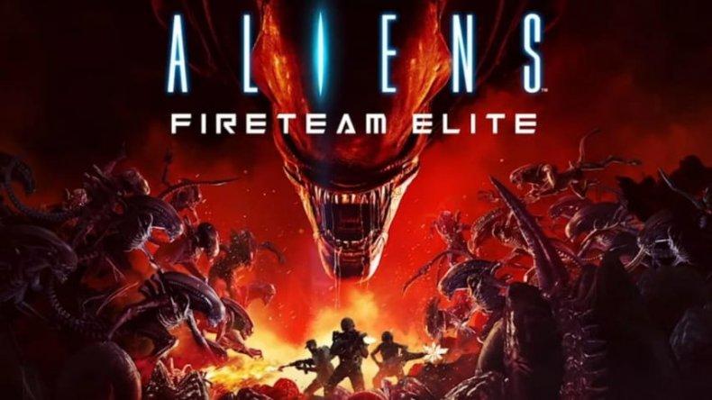 Aliens: Fireteam Elite Keyart