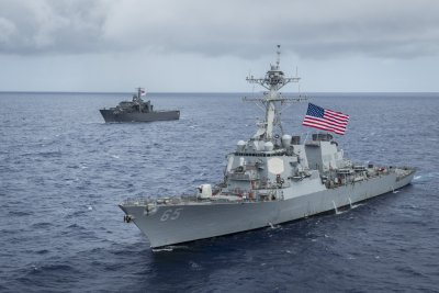 U.S. Navy Challenges Chinas Maritime Territorial Claims