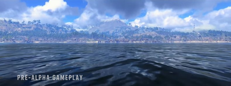 Call of Duty: Warzone Pacific Map