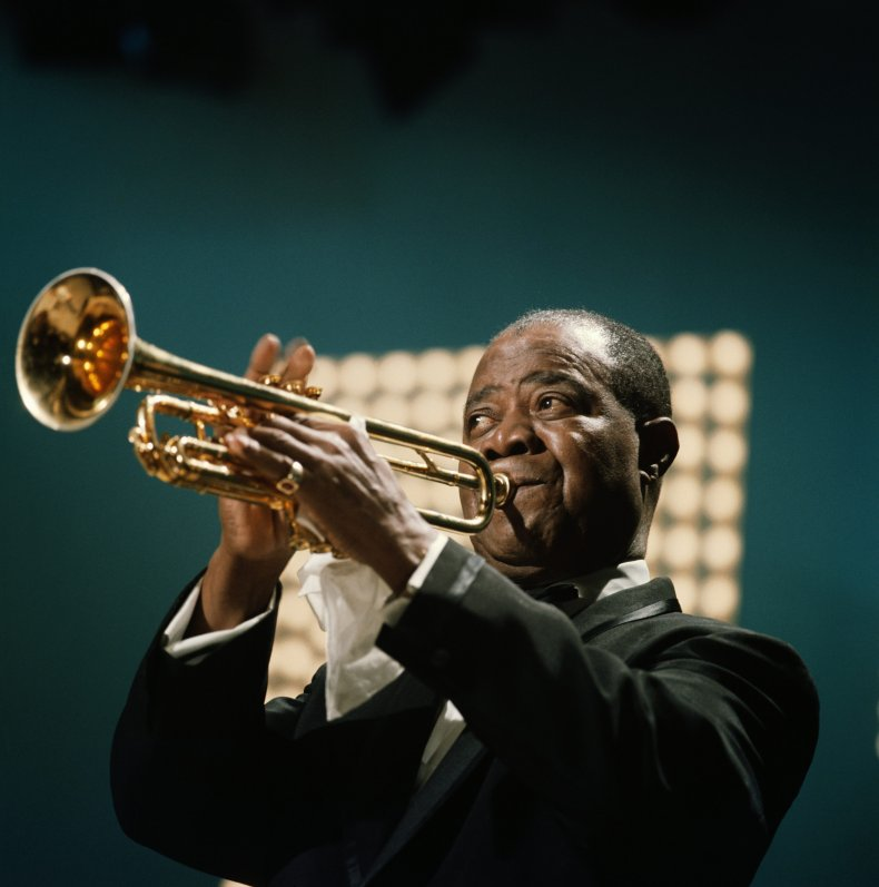 louis armstrong banned 9-11
