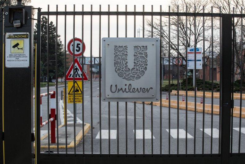 Unilever plant