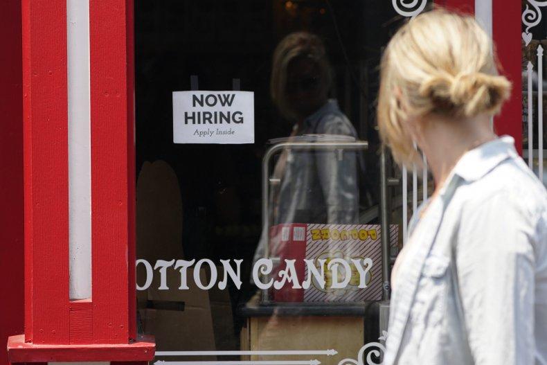 California Job Market