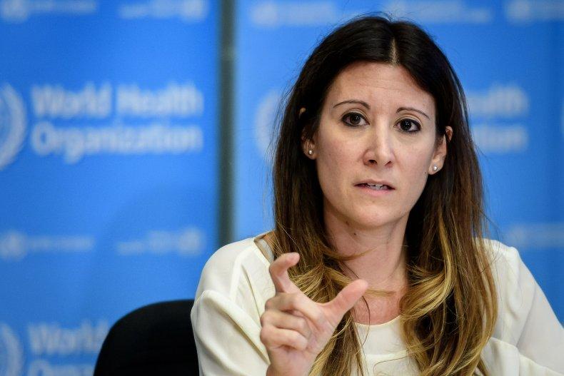 WHO vaccinations maria van kerkhove variants