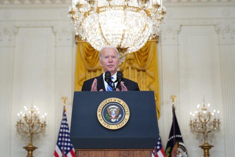 Joe Biden economic agenda speech