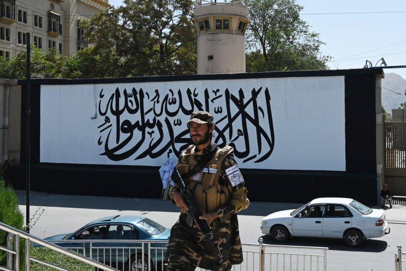 Taliban soldier