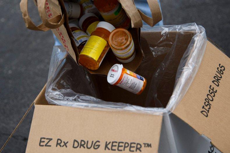 DEA prescription drug disposal