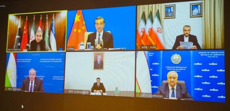 Afghanistan, neighbors, ministerial, meeting