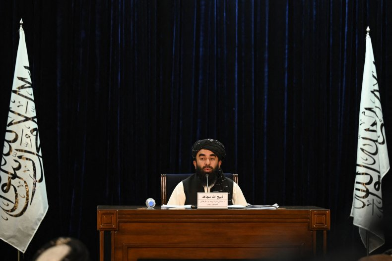Afghanistan, Taliban, spokesperson, Zabihullah, Mujahid