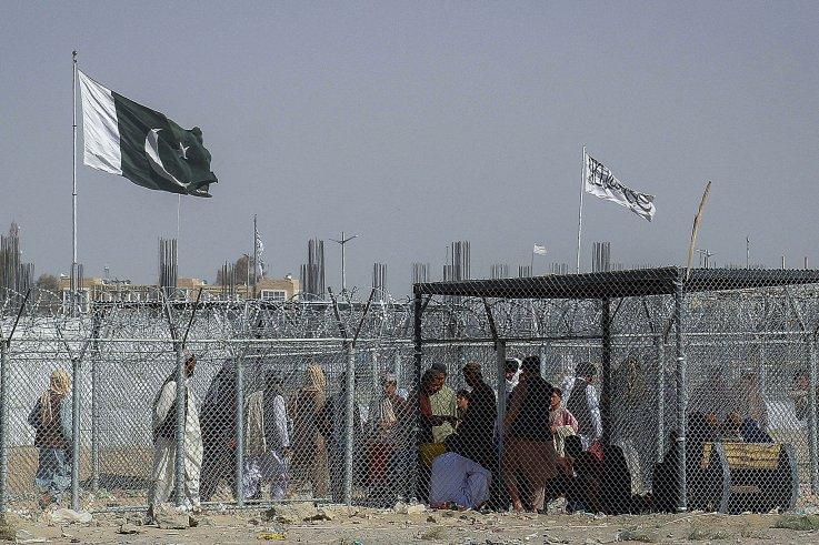 Pakistan, Afghanistan, Taliban, border, crossing