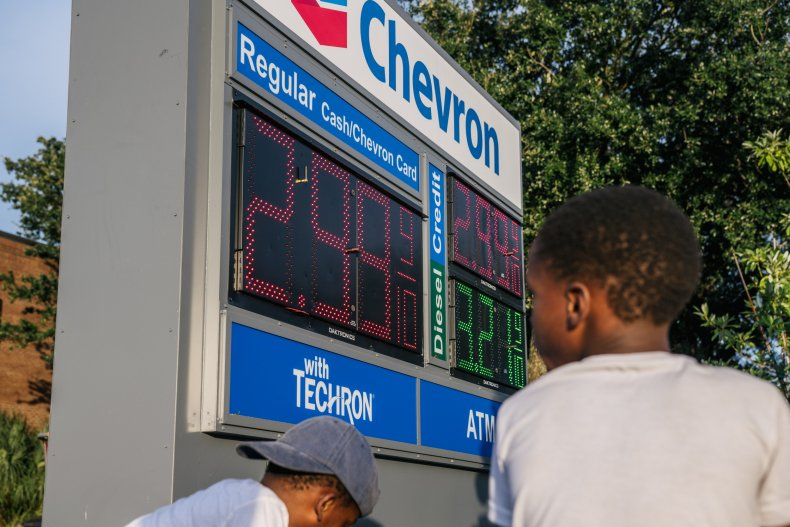 New Orleans Gas Stations Dry After Ida