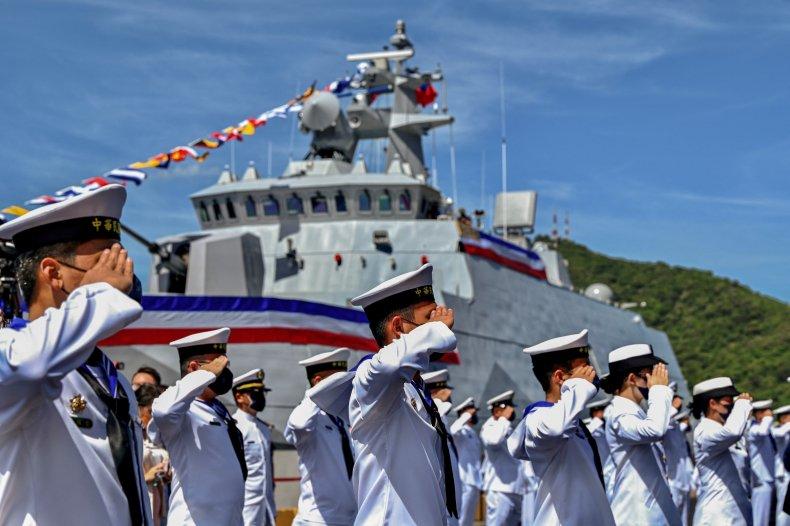 Taiwan's Aircraft Carrier Killer Warship Enters Service