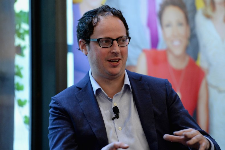 Founder of FiveThirtyEight Nate Silver