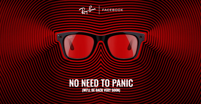 Ray-Ban teases smart glasses launch