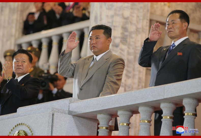 DPRK, Supreme, Leader, Kim, Jong, Un, parade