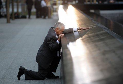 9/11 memorial robert peraza