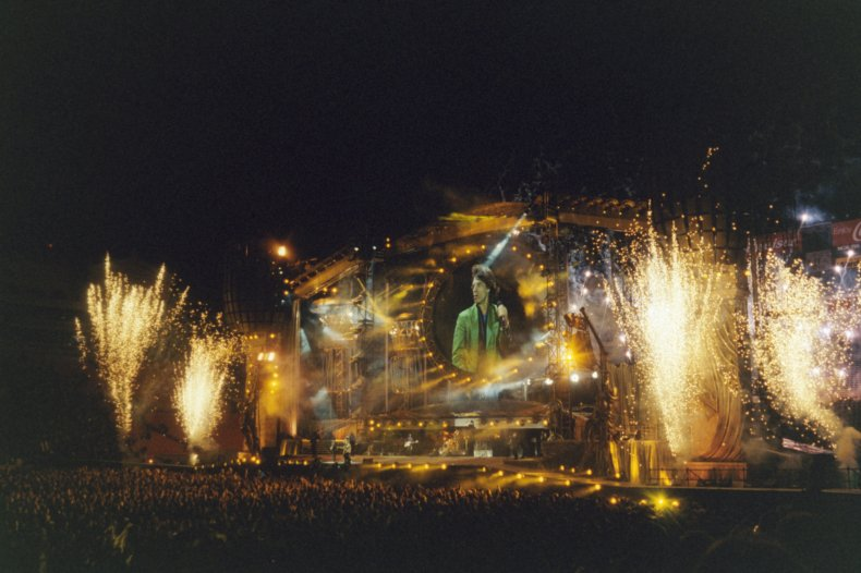 Rolling Stones at Ohio Stadium