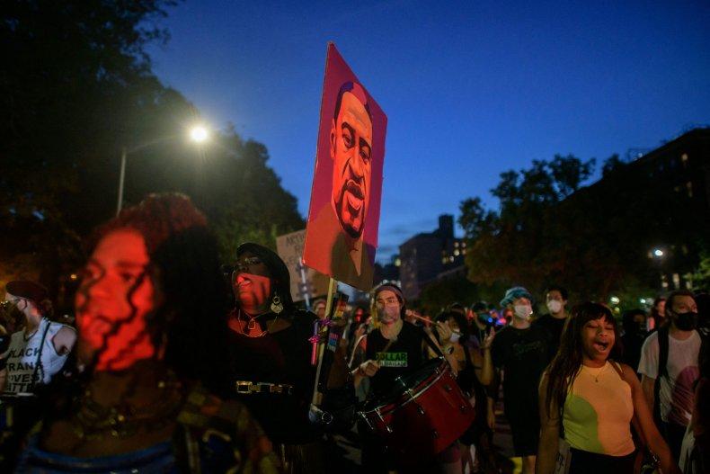 George Floyd Demonstrations