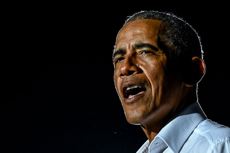 Barack Obama Gavin Newsom recall