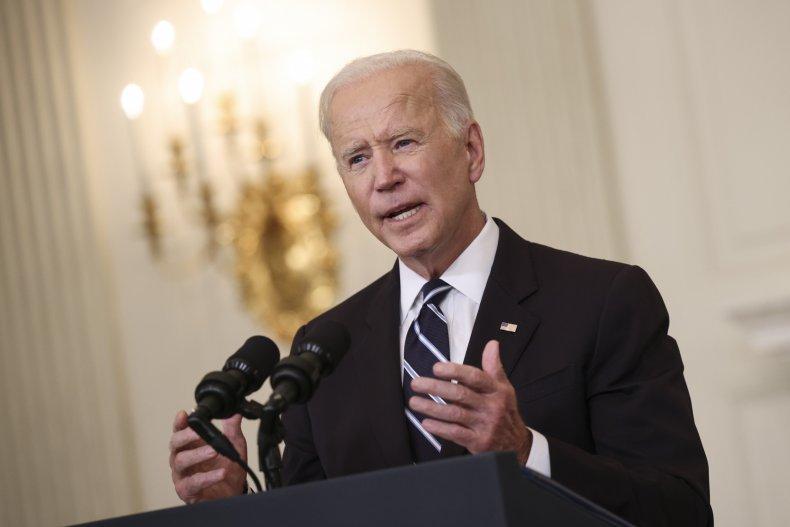 Biden Outlines COVID Plan