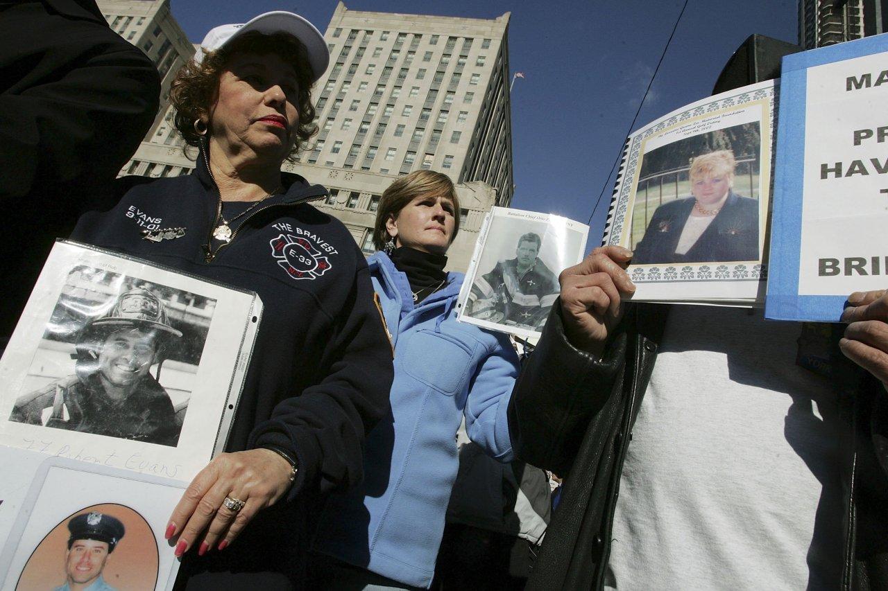 9/11 family members