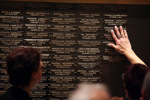 9/11 Illness memorial