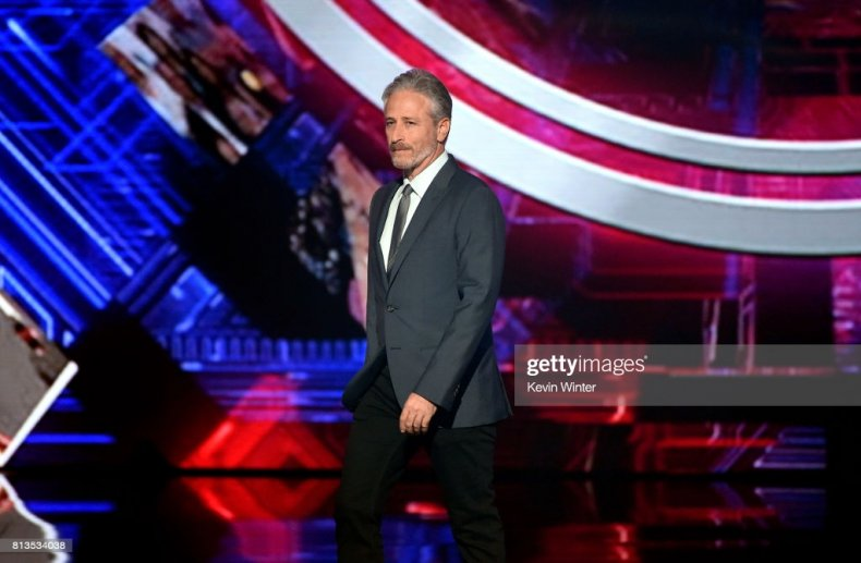 Jon Stewart at 2017 ESPYS