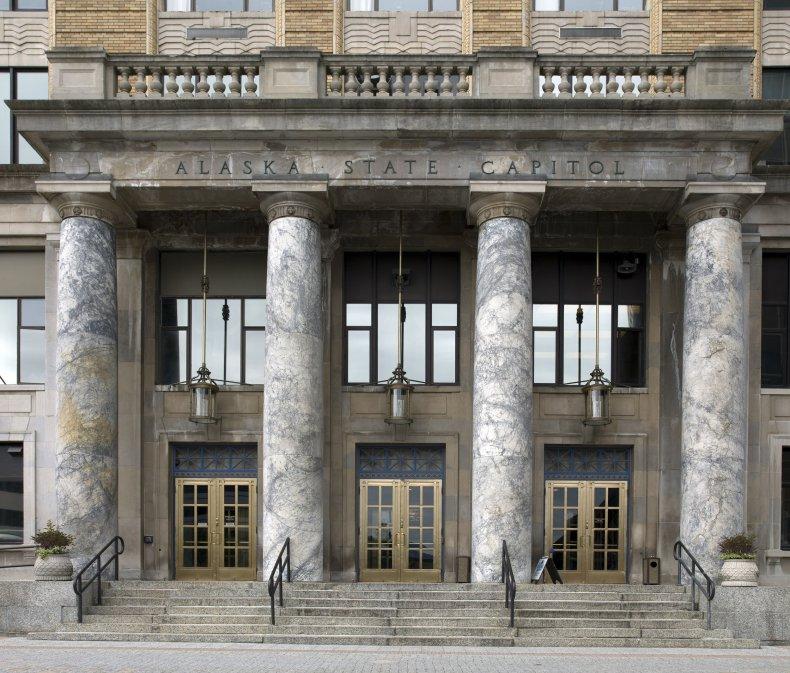 Alaska State Capitol
