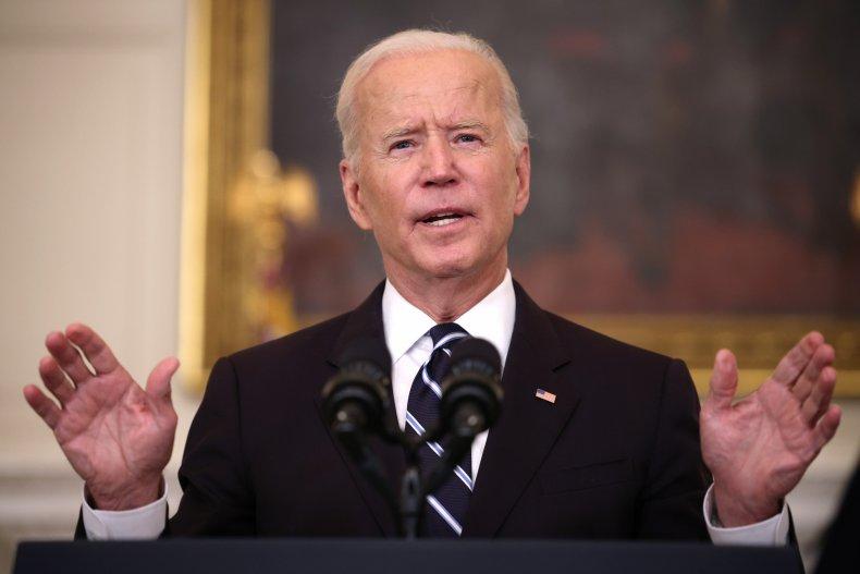 Joe Biden Announces Vaccine Mandates