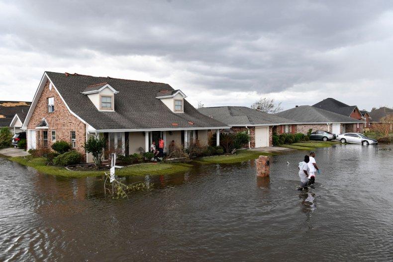 Hurricane Ida Flooding