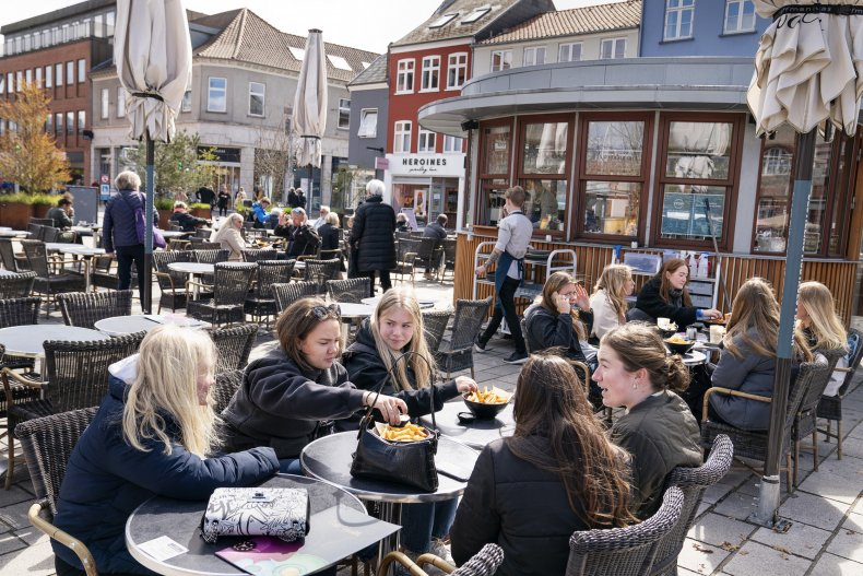Denmark Ends COVID Restrictions