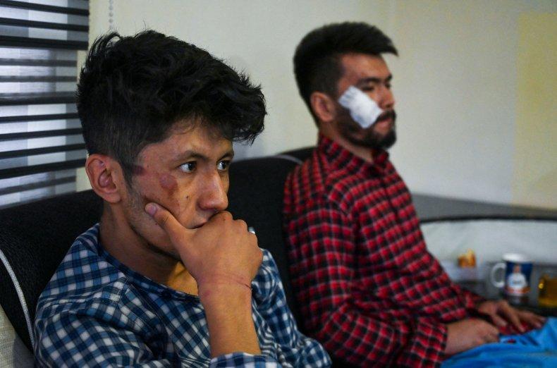 Afghan Journalists Beaten by Taliban