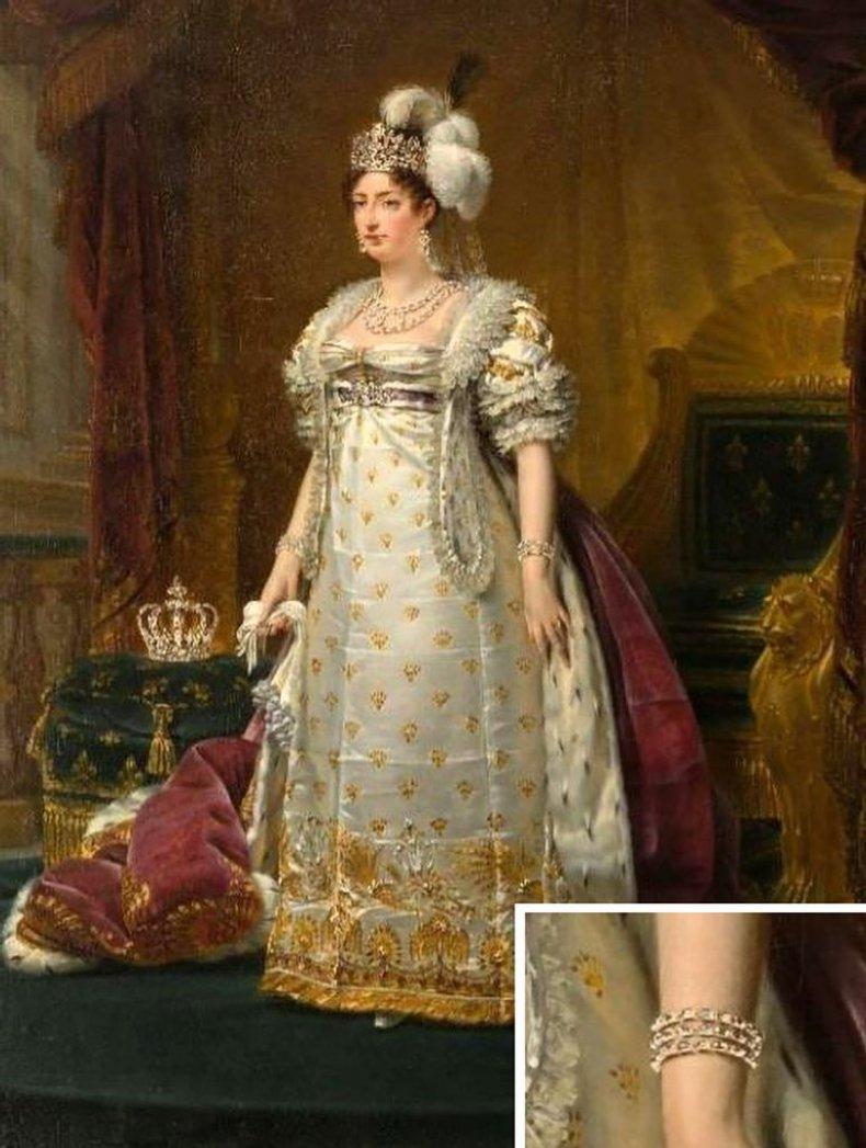 1816 Marie Thérèse by Antoine-Jean Gros