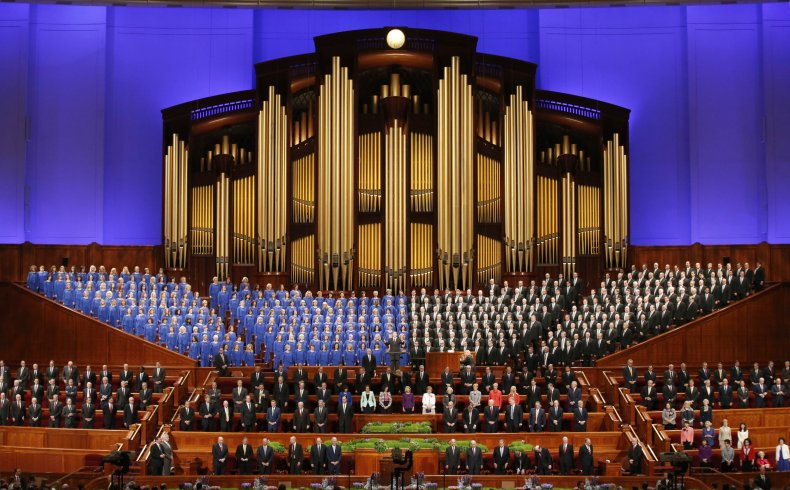 Mormon Leaders Gather for LDS General Conference