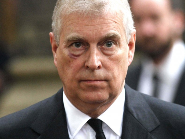 prince andrew served with lawsuit virginia giuffre