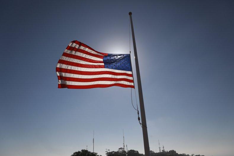 American Flag, Kabul attack