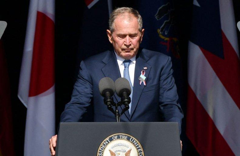 George Bush speech 9/11