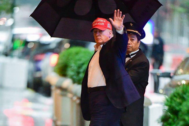 Donald Trump Lễ kỷ niệm ngày 11 tháng 9 Tháp Trump