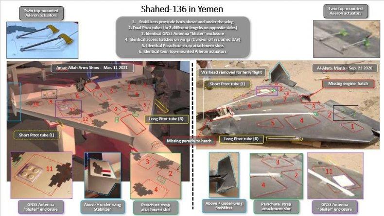 Yemen, Ansar, Allah, Houthi, UAV, drone