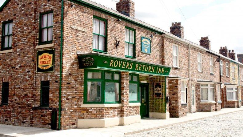 Rovers Return on Coronation Street