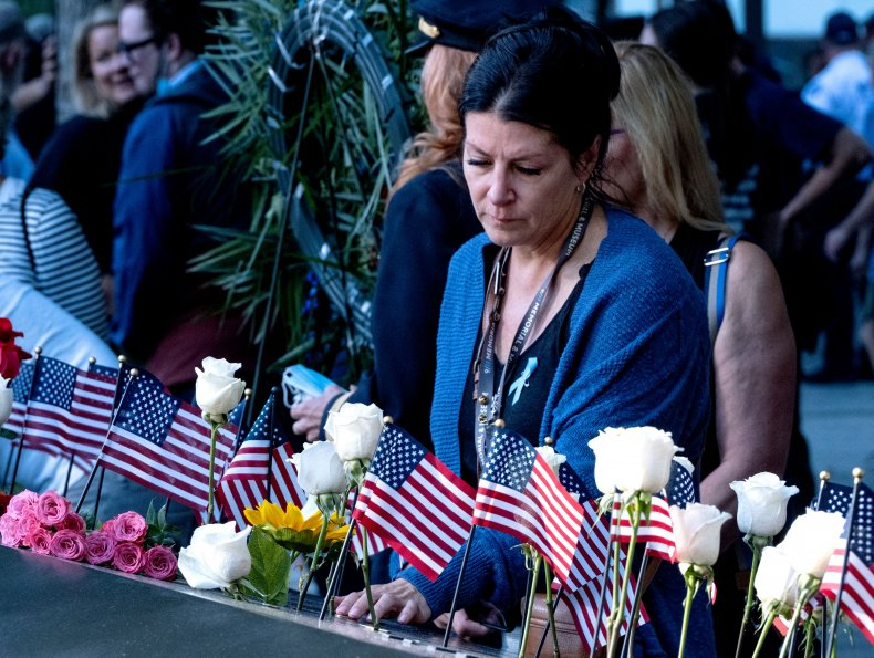 South Carolina 9/11 memorial vandalized