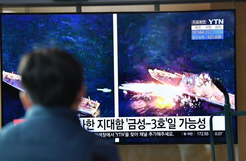 North Korea cruise missile Kim Jong Un