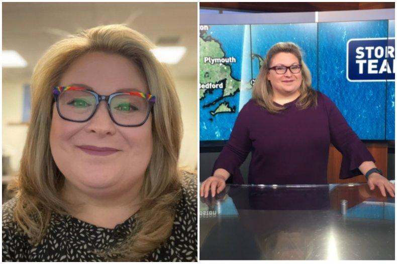 Meteorologist Kelly Bates