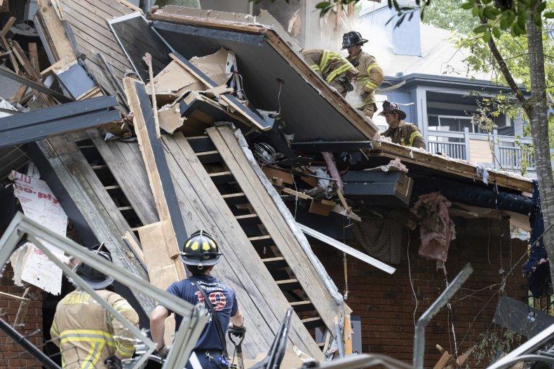 Atlanta Building Collapse