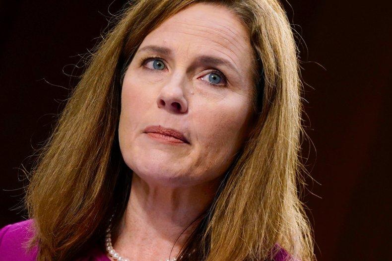 Amy Coney Barrett on Supreme Court