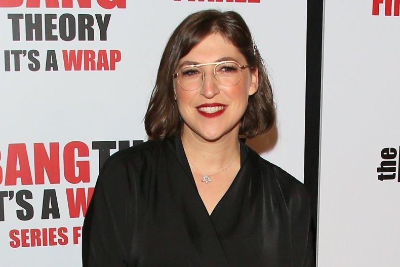 """""""Jeopardy!"""" host Mayim Bialik"""