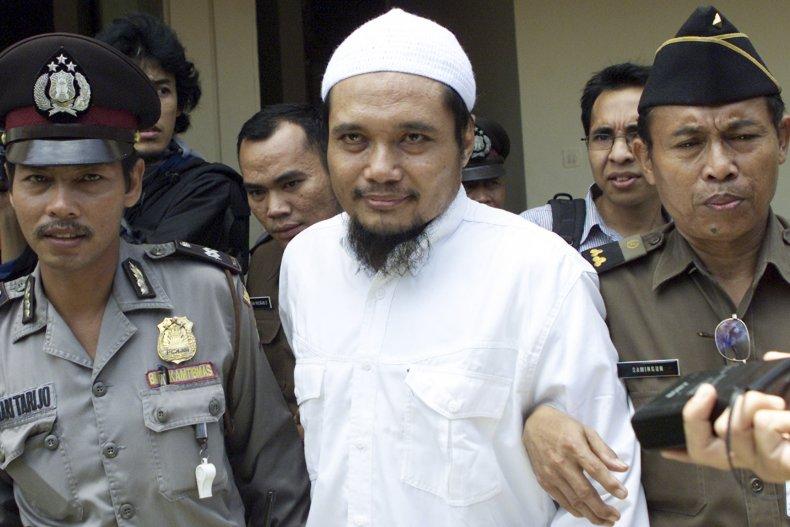 Suspected Jemaah Islamiyah Leader Arrested