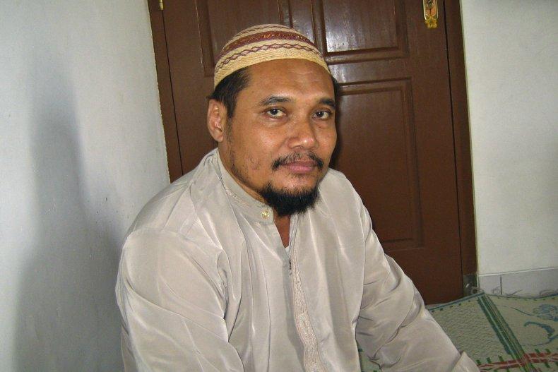 Abu Rusdan Arrested