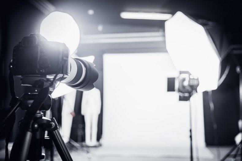 Model Confronts Photographer