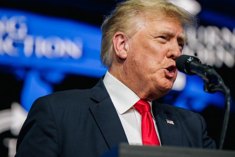 Donald Trump California recall
